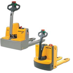 Multiton AC Powered Electric  Pallet Trucks